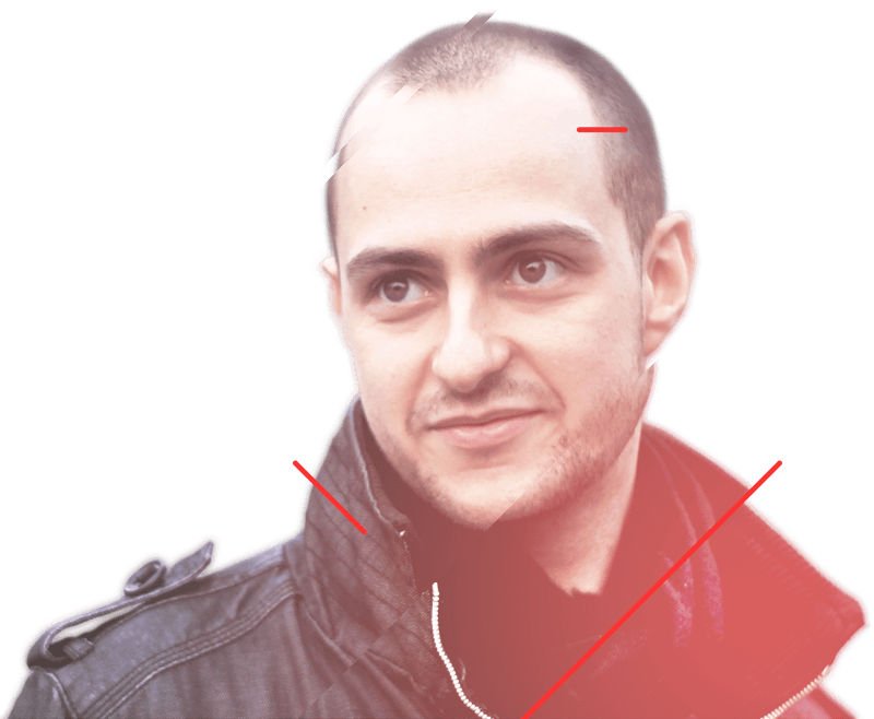 Andres Rigo diseñador web freelance en Madrid- freelance web designer