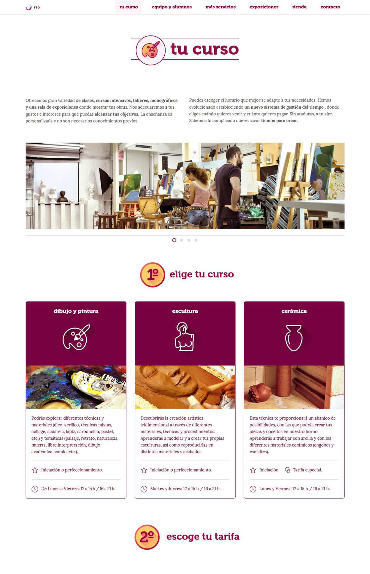 website-rio-cursos