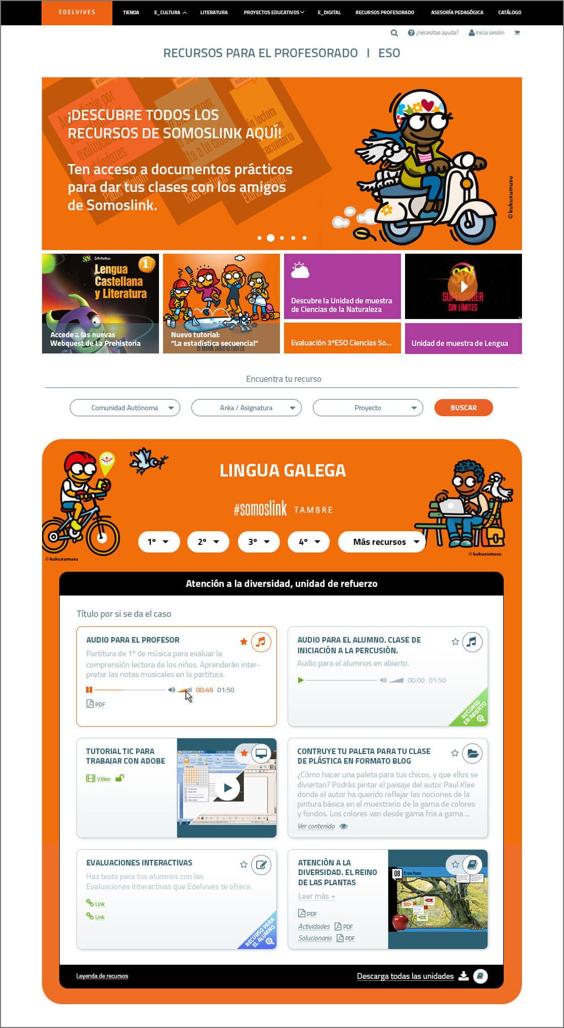 Edelvives Recursos Educativos