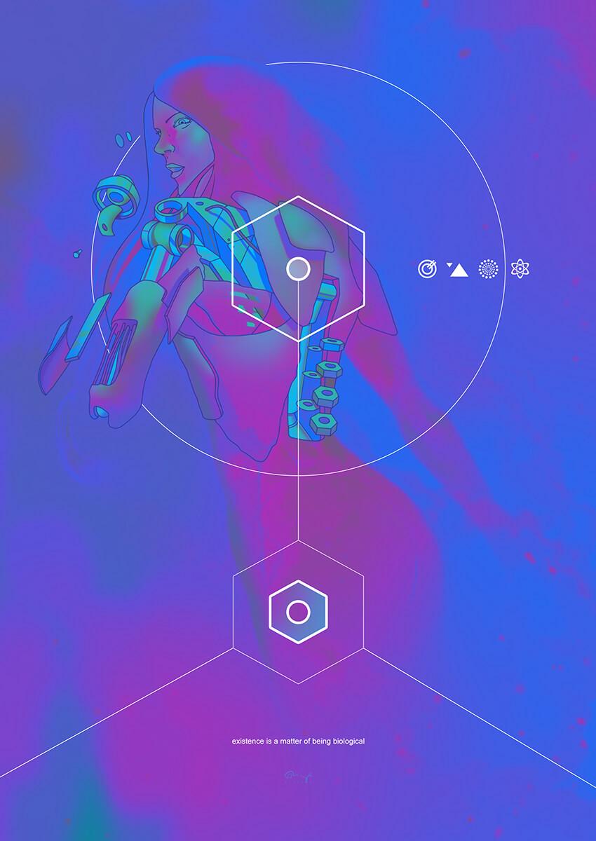 Cyborg HB02