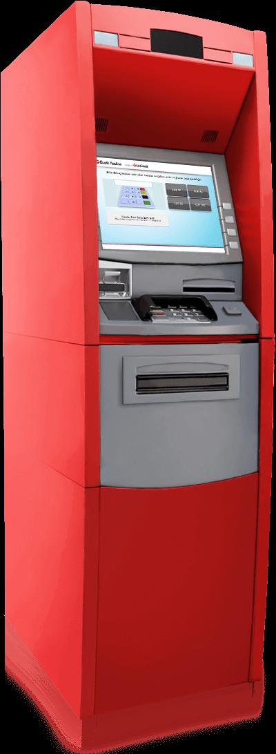ATM device structure - Estructura del dispositivo del cajero automático