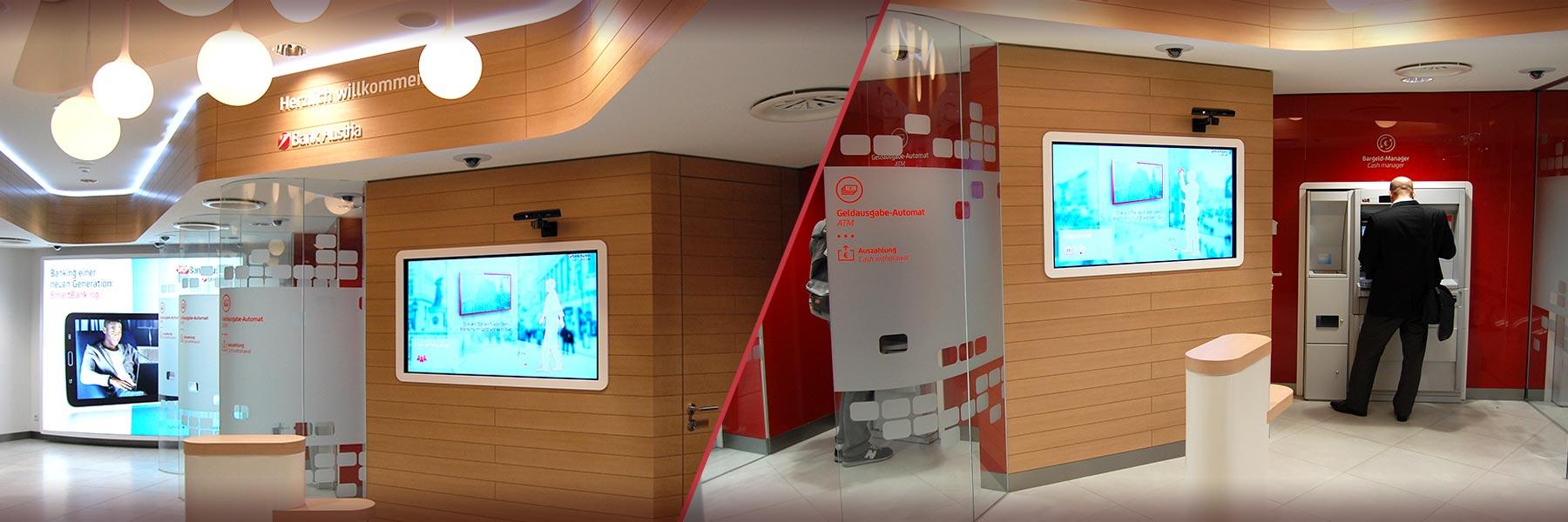 Bank Austria headquarters picture 1 - Foto 1 de la sede de Bank Austria